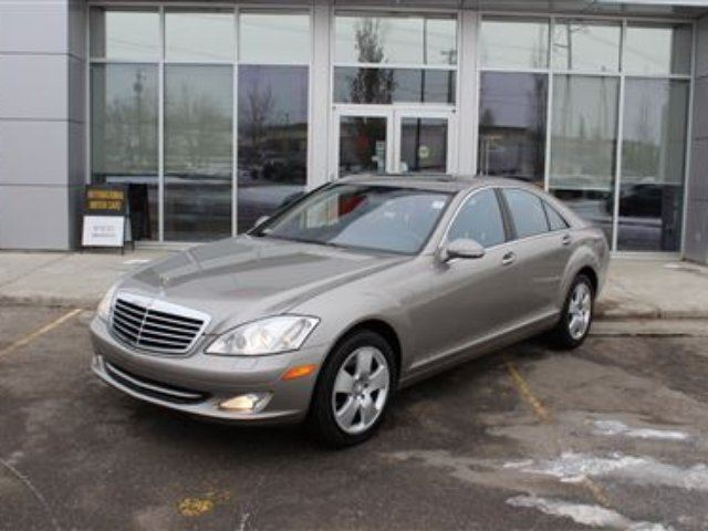 2008 mercedes benz s class s450 4matic navi loaded for Mercedes benz s450