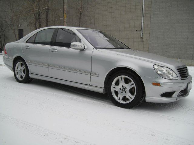 2005 mercedes benz s class s430 4matic saint laurent for 2005 s500 mercedes benz