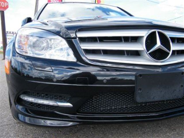 2011 mercedes benz c class c350 4matic amg navi b camera for Mercedes benz panoramic roof