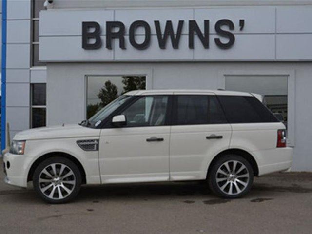2010 LAND ROVER RANGE ROVER Sport Supercharged in Dawson Creek, British Columbia