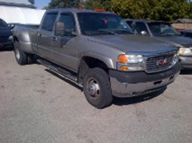 2002 GMC Sierra 3500HD