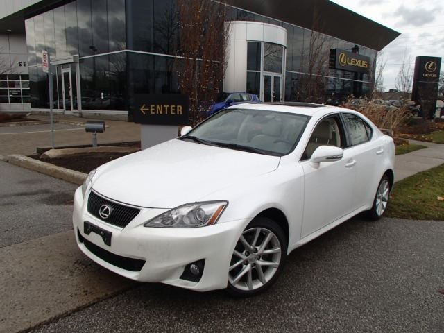 2011 lexus is 250 white erin park lexus. Black Bedroom Furniture Sets. Home Design Ideas