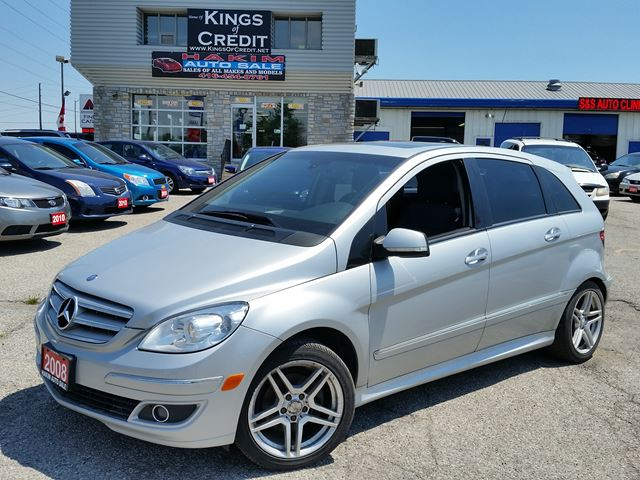 2008 mercedes benz b class b200 turbo ajax ontario used car for sale 1953025. Black Bedroom Furniture Sets. Home Design Ideas
