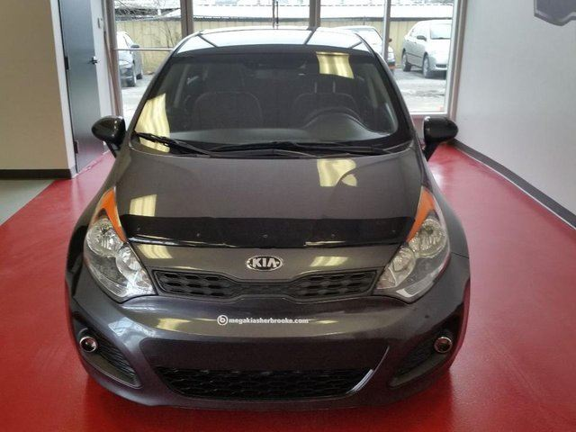 2013 kia rio lx garantie sept 2018 rio 5 lx manuelle grey for 12495 in sherbrooke. Black Bedroom Furniture Sets. Home Design Ideas
