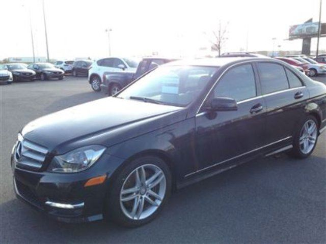2013 mercedes benz c class base boucherville quebec car for Mercedes benz quebec