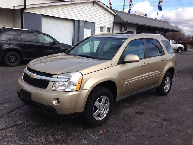 Chevy 2006 Chevy Equinox Features Pictures to Pin on Pinterest