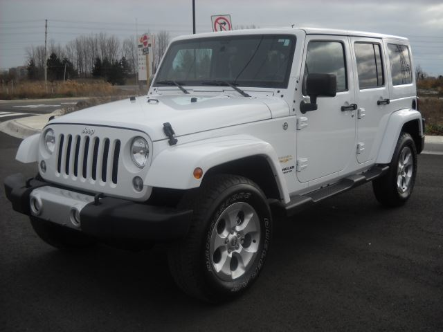 2015 jeep wrangler unlimited sahara in mississauga ontario image 2. Cars Review. Best American Auto & Cars Review