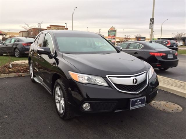 2013 acura rdx tech hamilton ontario used car for sale 1964352. Black Bedroom Furniture Sets. Home Design Ideas