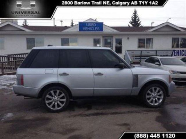 2008 land rover range rover supercharged calgary. Black Bedroom Furniture Sets. Home Design Ideas