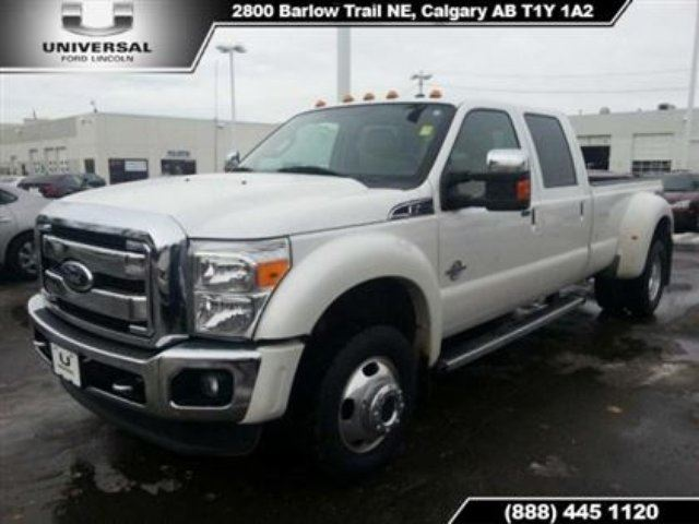 2011 ford f 450 king ranch calgary alberta used car for. Black Bedroom Furniture Sets. Home Design Ideas
