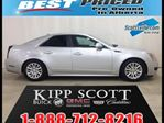 2011 Cadillac CTS RWD, 3.0L V6 SIDI, Auto Climate, Bluetooth, Heated in Red Deer, Alberta