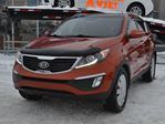 2011 Kia Sportage AWD*EX-LUXURY*TOIT PANO*CUIR*AC*CRUISE* in Sherbrooke, Quebec