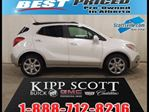 2014 Buick Encore Leather CXL, AWD, Power Heated Seats, Sunroof in Red Deer, Alberta