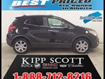 2014 Buick Encore Leather CXL, AWD, Heated Seats, Remote Start, Blue in Red Deer, Alberta