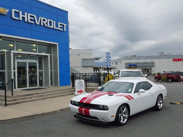 2013 DODGE CHALLENGER R/T in Chilliwack, British Columbia