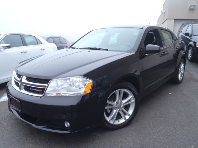 2014 dodge avenger sxt lindsay ontario used car for for Manley motors used cars