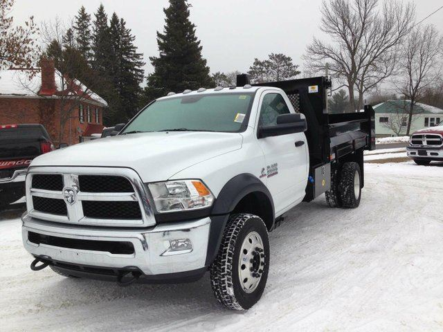 2015 dodge ram 1500 5500 diesel w custom dump. Black Bedroom Furniture Sets. Home Design Ideas