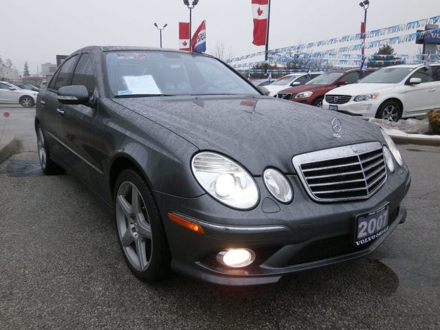 Used 2007 mercedes benz e class e550 4matic for 2007 mercedes benz e550