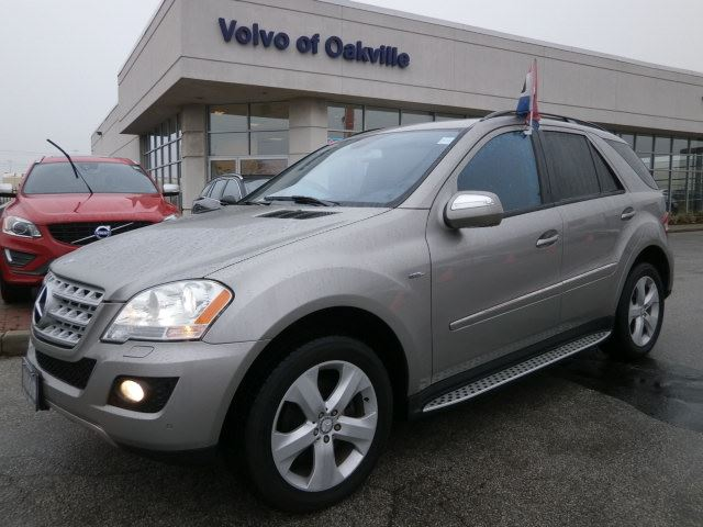 2009 mercedes benz m class 3 0l bluetec oakville for Mercedes benz ontario dealers
