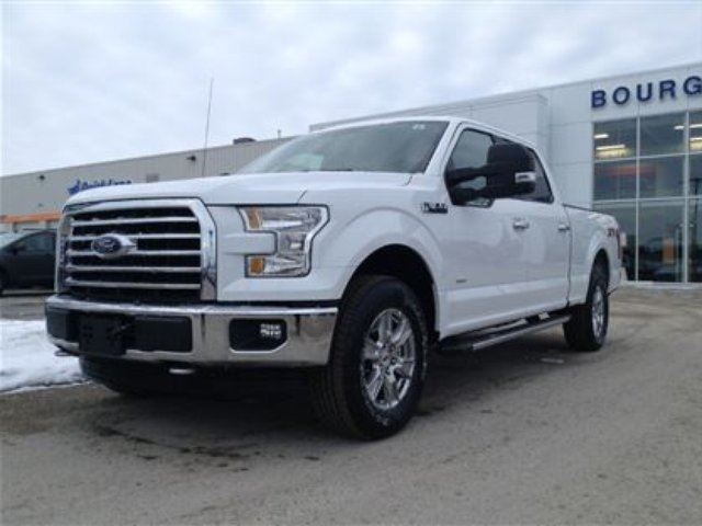 Costco Ford F150 >> 2015 Ford F-150 XLT 4X4 *NEW* REVERSE CAMERA REMOTE START - Midland, Ontario Used Car For Sale ...