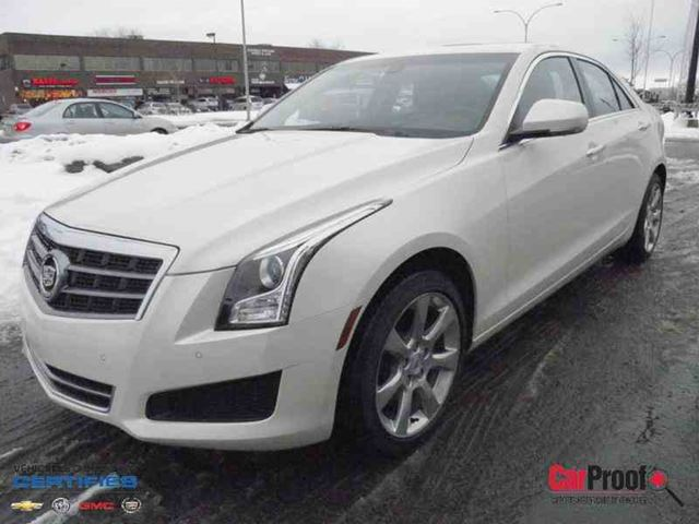 2014 cadillac ats turbo awd toit dollard des ormeaux quebec used car for sale 1990245. Black Bedroom Furniture Sets. Home Design Ideas