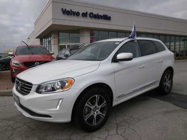 2015 volvo xc60 t6 awd premier plus white volvo of oakville. Black Bedroom Furniture Sets. Home Design Ideas