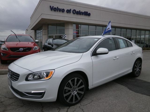 2014 Volvo S60 T5 Awd Premier Plus White Volvo Of