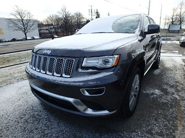2015 jeep grand cherokee summit ajax ontario used car for sale 1993052. Black Bedroom Furniture Sets. Home Design Ideas