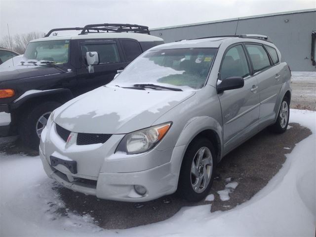 2003 pontiac vibe base brantford ontario used car for. Black Bedroom Furniture Sets. Home Design Ideas