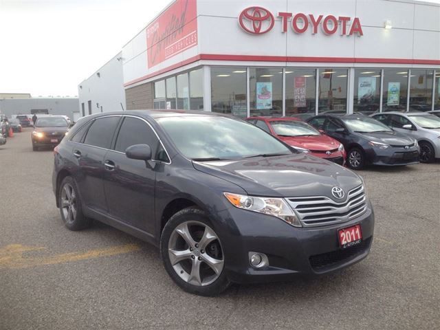 2011 toyota venza base v6 brantford ontario used car. Black Bedroom Furniture Sets. Home Design Ideas