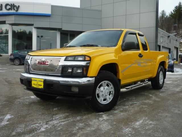 2006 gmc canyon sl z85 sudbury ontario used car for sale 1998135. Black Bedroom Furniture Sets. Home Design Ideas