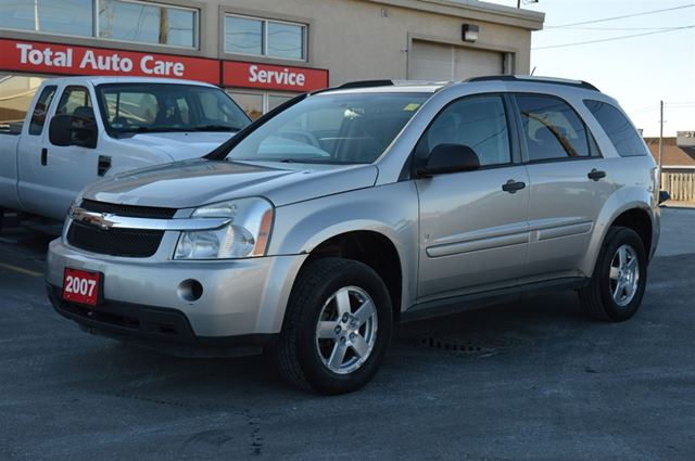 2007 Chevrolet Equinox Loaded Priced To Go Ottawa