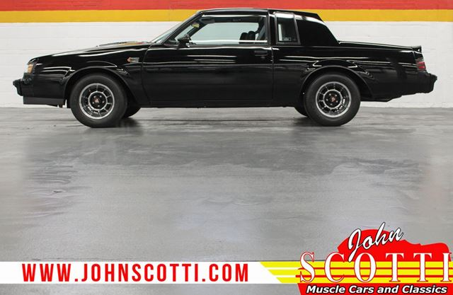 1987 Buick Grand National (357 KM) Brand NEW in Montreal, Quebec