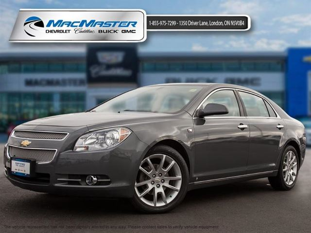 2008 chevrolet malibu ltz london ontario used car for. Black Bedroom Furniture Sets. Home Design Ideas