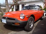 1981 MG MGB PRISTINE CONDITION! in St Catharines, Ontario