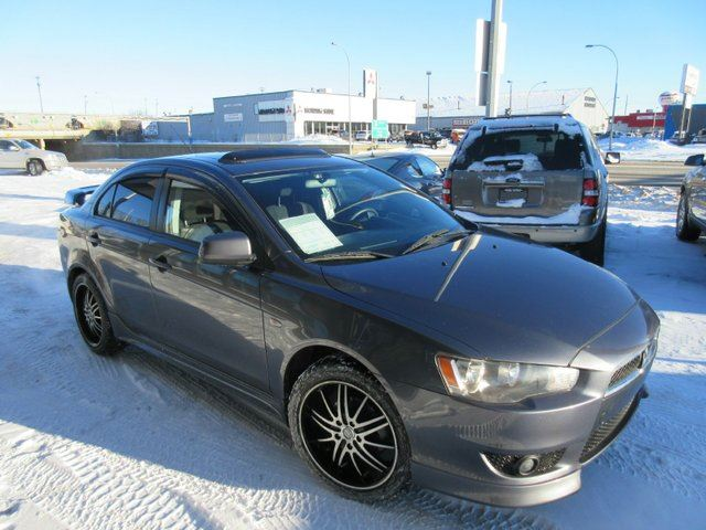 2009 mitsubishi lancer se 4dr front wheel drive sedan. Black Bedroom Furniture Sets. Home Design Ideas