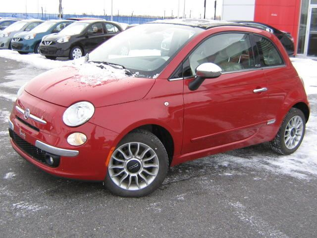 2013 Fiat 500 Lounge in Sherbrooke, Quebec