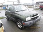 2000 Chevrolet Tracker 4-Door 4WD in Koksilah, British Columbia