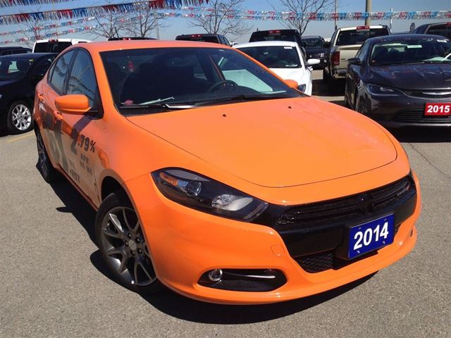 2014 dodge dart rallye group sxt air cond power windows mississauga ontario used car. Black Bedroom Furniture Sets. Home Design Ideas