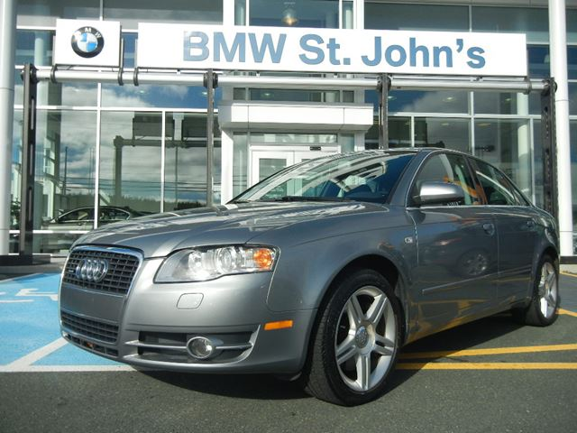 2007 AUDI A4           in St John's, Newfoundland And Labrador