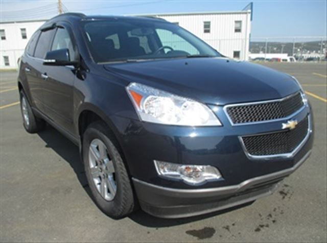 2011 Chevrolet Traverse           in St John's, Newfoundland And Labrador