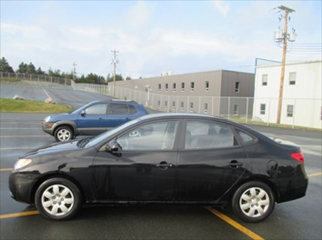 2009 hyundai elantra black capital pre owned. Black Bedroom Furniture Sets. Home Design Ideas