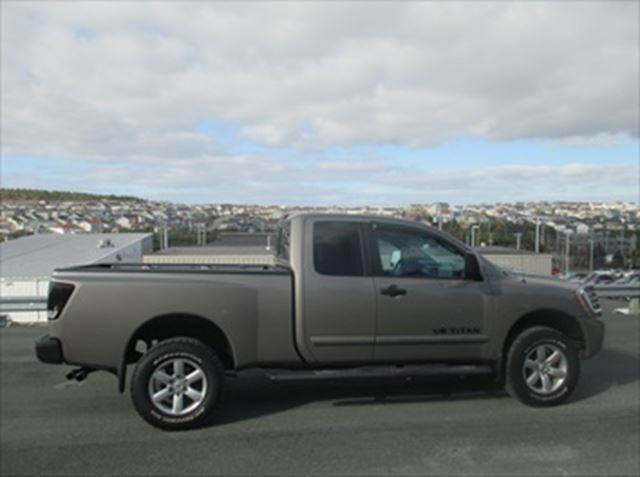 2008 NISSAN TITAN SE in St John's, Newfoundland And Labrador