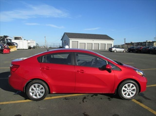 2013 KIA RIO LX in St John's, Newfoundland And Labrador