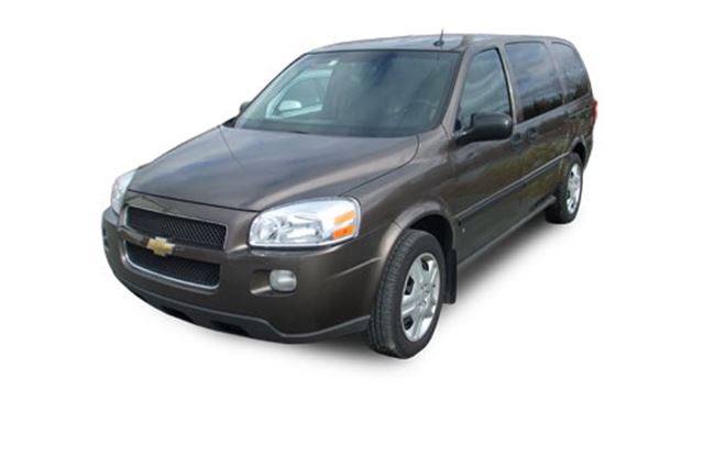 2010 Chevrolet Uplander           in Mount Pearl, Newfoundland And Labrador