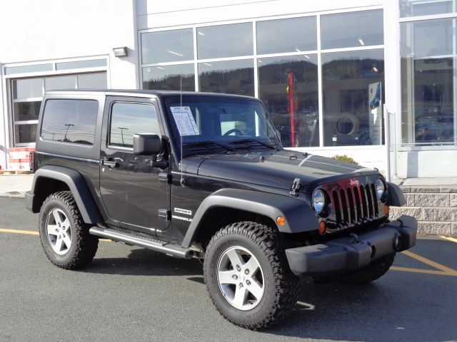 2012 JEEP WRANGLER Sport in St John's, Newfoundland And Labrador