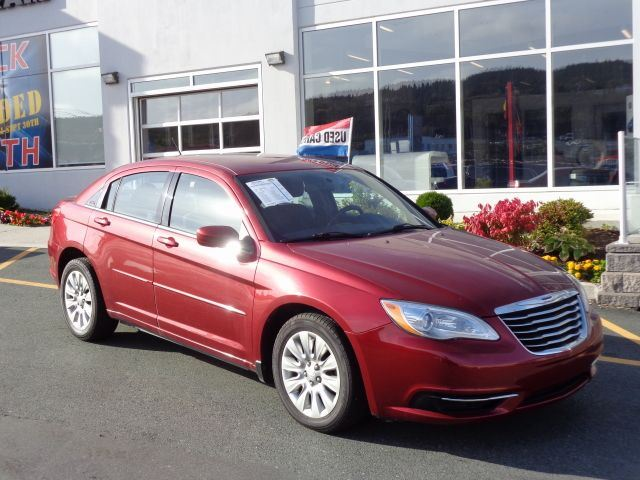 2012 Chrysler 200 LX in St John's, Newfoundland And Labrador