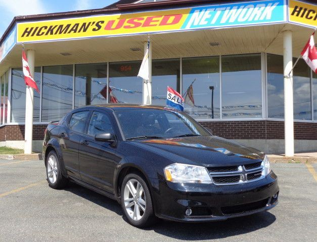 2012 DODGE AVENGER SXT in Mount Pearl, Newfoundland And Labrador