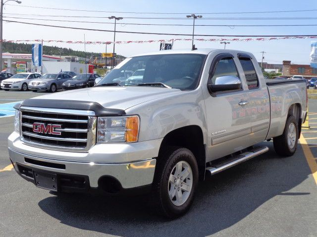 2012 gmc sierra 1500 sle ext cab long box 4wd st john 39 s newfoundland and labrador car for. Black Bedroom Furniture Sets. Home Design Ideas