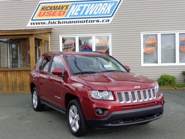 2014 JEEP COMPASS Sport 4WD in St John's, Newfoundland And Labrador